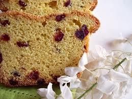 plum cake uvetta, ricette intolleranti alimentari
