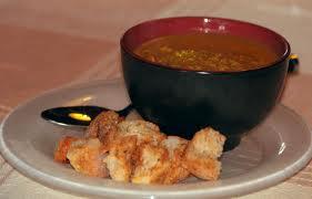 zuppa lenticchie rosse, ricette intolleranti alimentari