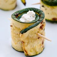 zucchine, antipasto, ricette intolleranti alimentari