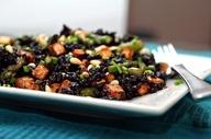 riso nero asparagi, ricette intolleranti alimentari