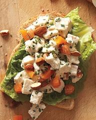 insalata di pollo, ricette intolleranti alimentari
