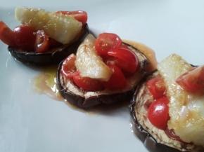 baccalà pomodorini, ricette intolleranti alimentari