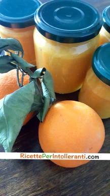 marmellata arancia