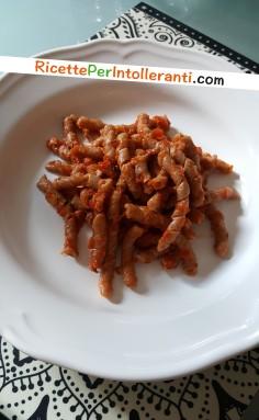 pasta grano arso
