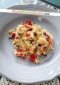 riso e friggitelli
